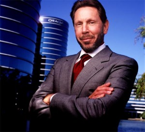 Larry Ellison, co-founder and CEO of Oracle